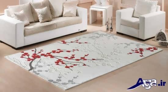 فرش فانتزی زیبا