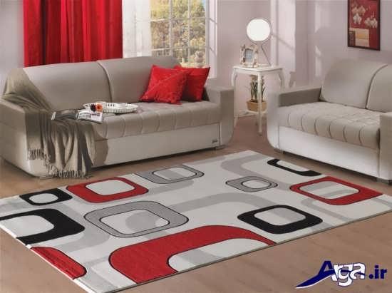 مدل فرش فانتزی با طراحی بی نظیر
