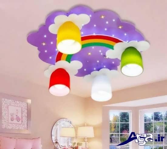 دیزاین سقف اتاق کودک