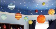 تزیین سقف اتاق کودک