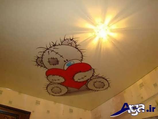 تزیین سقف اتاق نوزاد و کودک