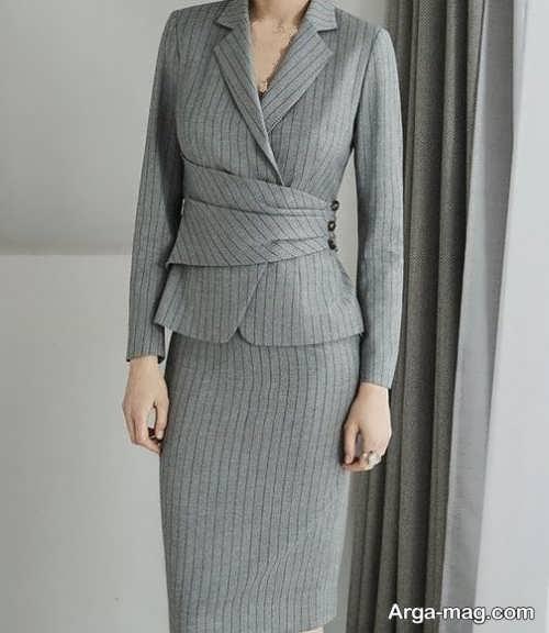 مدل کت دامن مجلسی زیبا