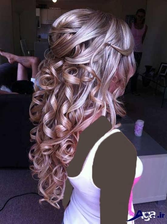 مدل آرایش موی زیبا