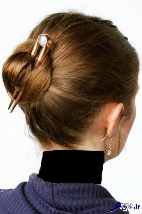 مدل های بستن مو