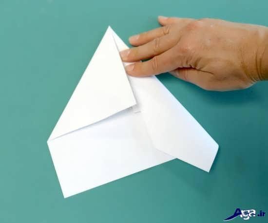 ساخت انواع موشک با کاغذ
