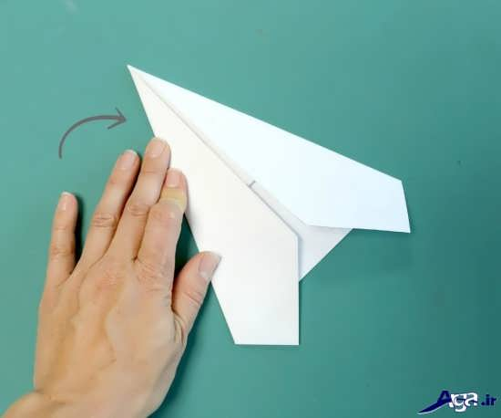 ساخت موشک های کاغذی