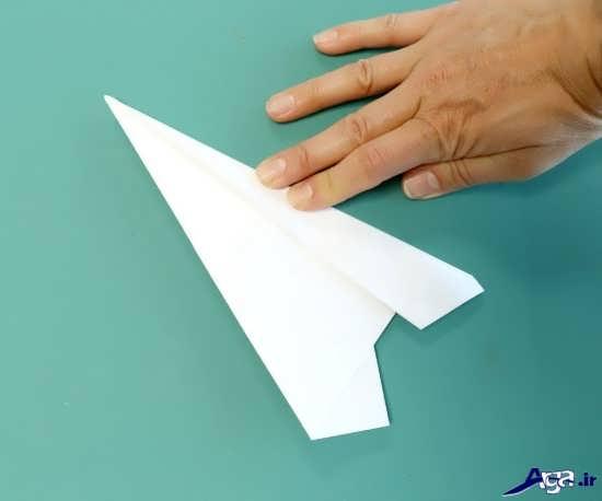 کاردستی موشک کاغذی