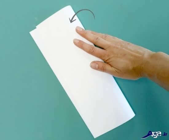 نحوه ساخت موشک با کاغذ
