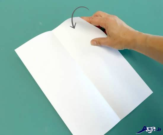 آموزش موشک های کاغذی