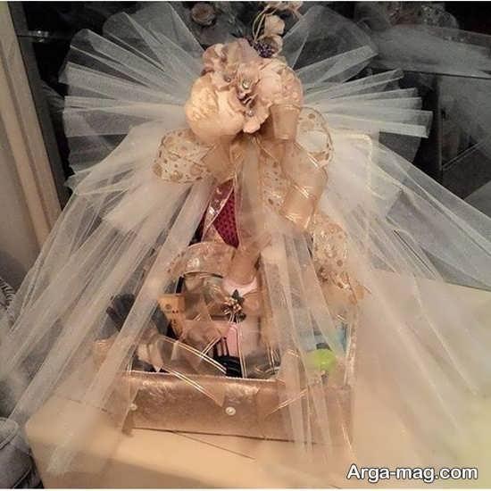 انواع تزیینات هدایای عروس