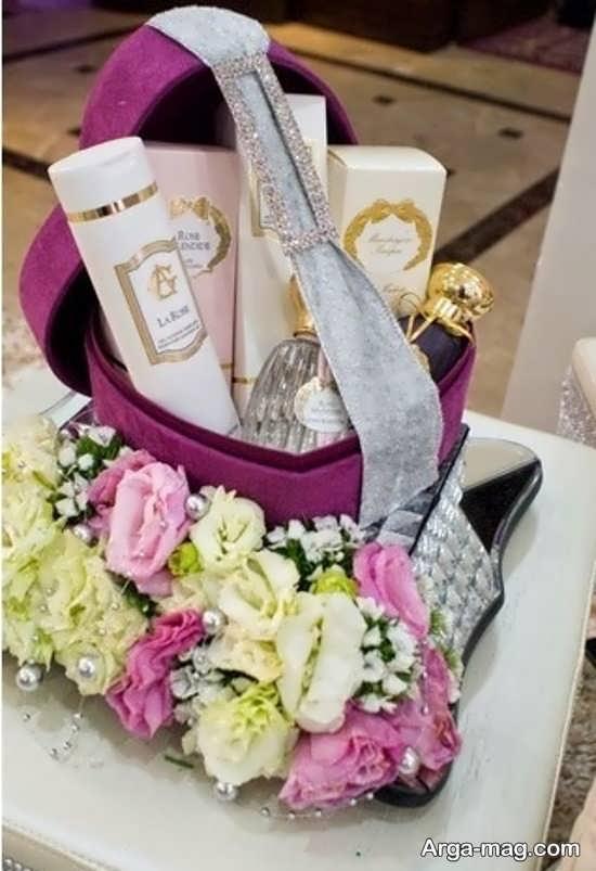 تزیینات هدایای عروس