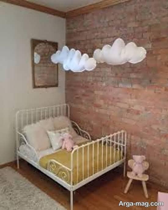 مدل تزیینات جالب توجه سقف اتاق کودک