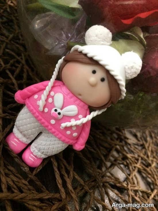 جدیدترین عروسک خمیری