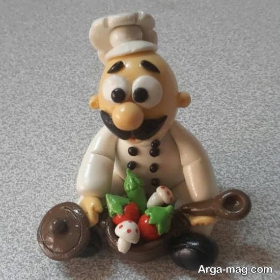 عروسکهای خمیری برای پسران