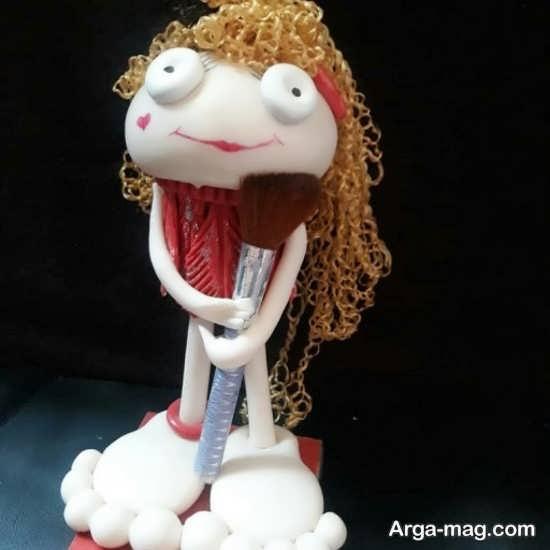 عروسکهای خمیری دخترانه