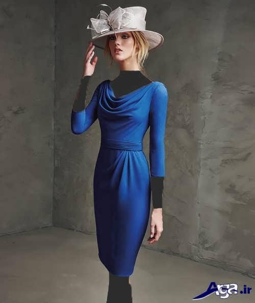 لباس مجلسی ساده دخترانه