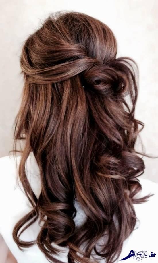 مدل موی باز زیبا و متفاوت