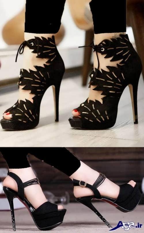 انواع مدل کفش مجلسی دخترانه