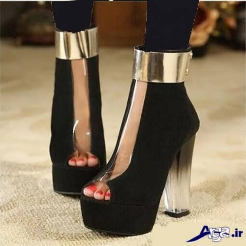 کفش مجلسی دخترانه با طرح های فانتزی و زیبا