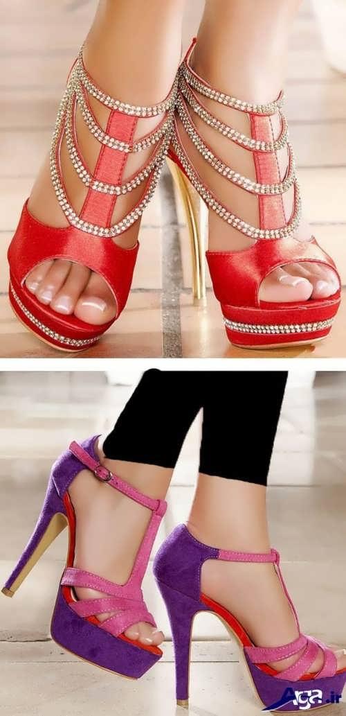 کفش های مجلسی دخترانه