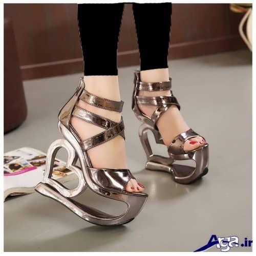 کفش مجلسی زیبا و شیک