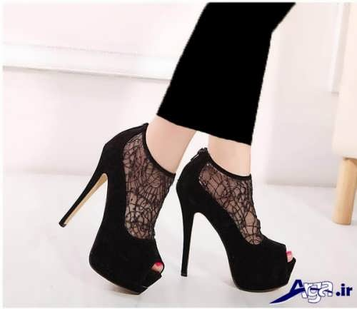 کفش مجلسی دخترانه شیک و زیبا