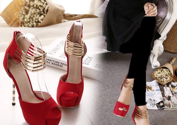 مدل های کفش مجلسی دخترانه