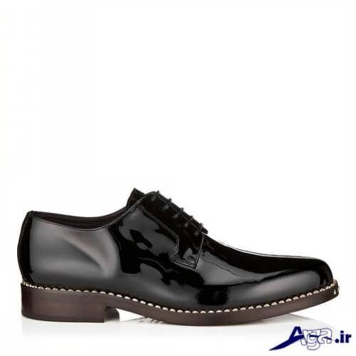 کفش مجلسی مردانه چرم