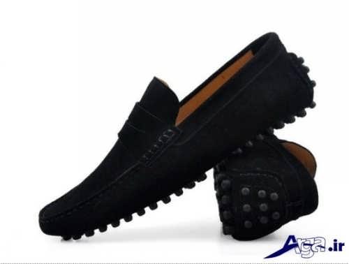 مدل کفش مخمل مردانه