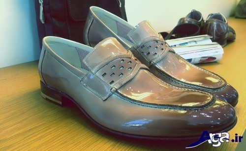 مدل های جدید کفش های مجلسی مردانه