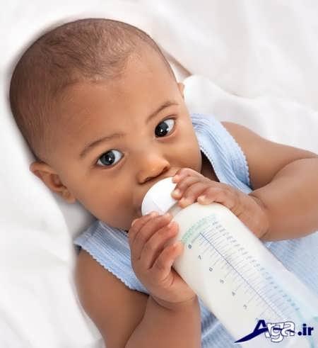 غذای کمکی نوزاد