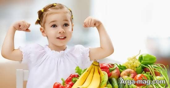 تغذیه کودک کم وزن