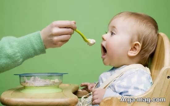 تغذیه بچه های کم وزن