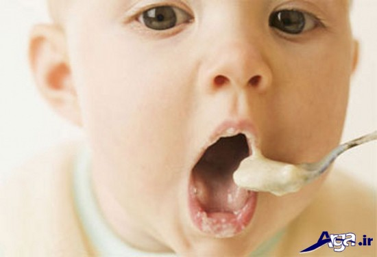 تغیه کودکان کم وزن