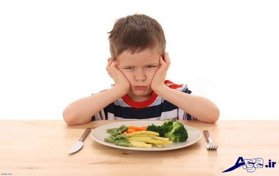 روش های مقابله با کم وزنی کودکان