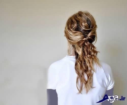انواع نمونه های مدل مو زیبا و جدید