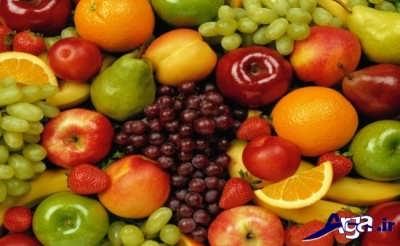 میوه های مفید برای درمان یبوست