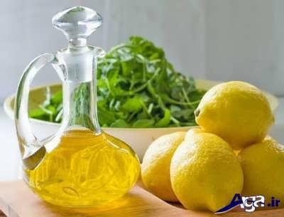 مصرف روغن زیتون و آب لیموی تازه برای درمان یبوست