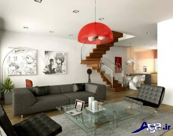 طراحی معماری مدرن داخلی