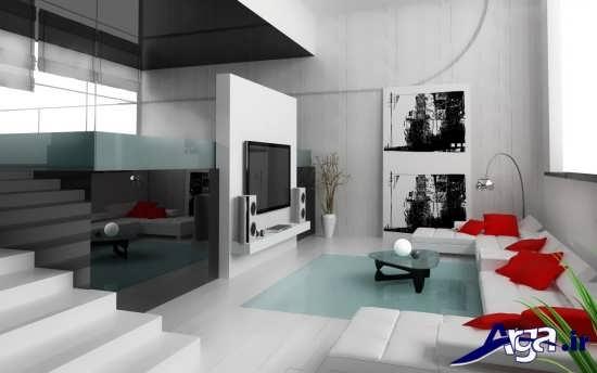 معماری های زیبا و مدرن برای خانه های لوکس