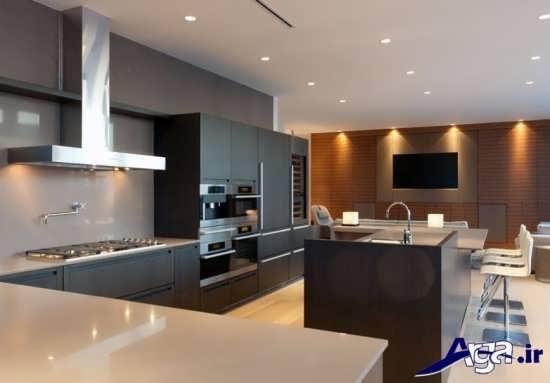 زیباترین و جدیدترین معماری های مدرن در درون خانه های لوکس