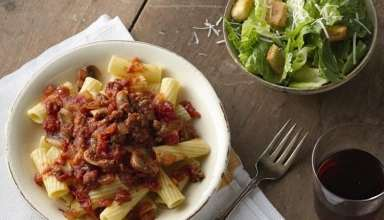 طرز تهیه پاستا ایتالیایی با بهترین روش