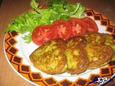 طرز تهیه کوکو سیب زمینی + نکات