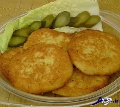 طرز تهیه کوکو سیب زمینی + نکات طلایی