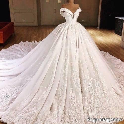 انواع پیراهن عروس ترکیه ای