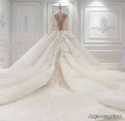 پیراهن عروس ترکیه ای زیبا
