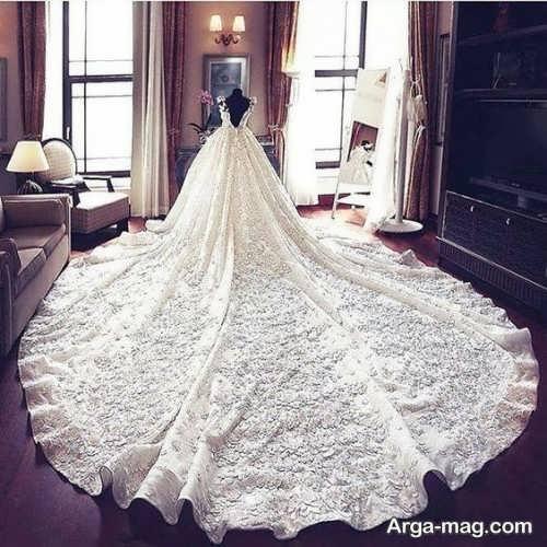 پیراهن عروس ترکیه ای جدید