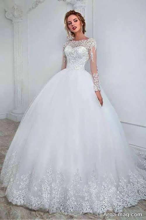 پیراهن عروس ترکیه ای