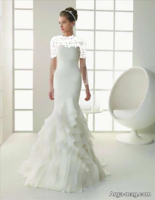 پیراهن عروس جدید ترکیه ای