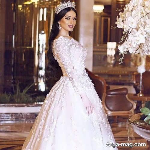 مدلهای پیراهن عروس ترکیه ای